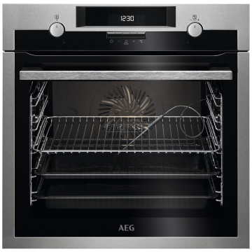 AEG BUILT IN OVEN A+, SOFTCLOSE, CATALYTIC, STEAMBAKE