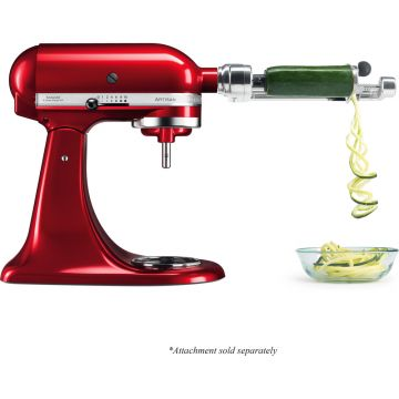 SPIRALIZER WITH PEEL, CORE AND SLICE (4 BLADES) 5KSM1APC