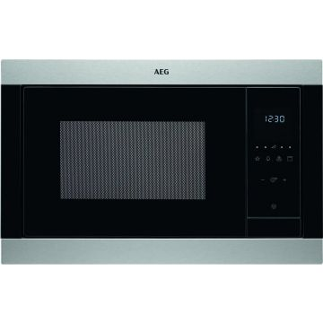 AEG BUILT-IN 900W MICROWAVE, 1000W GRILL