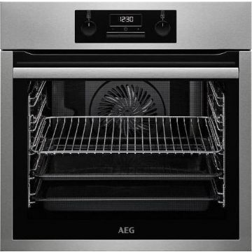 AEG BUILT IN OVEN SS