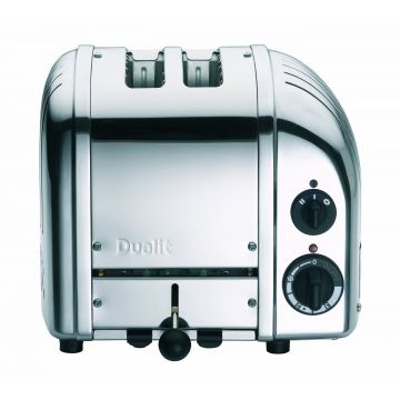 Dualit 27180 2 Slice NewGenToaster Polished Stainless Steel