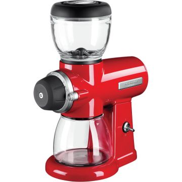 ARTISAN BURR GRINDER EMPIRE RED