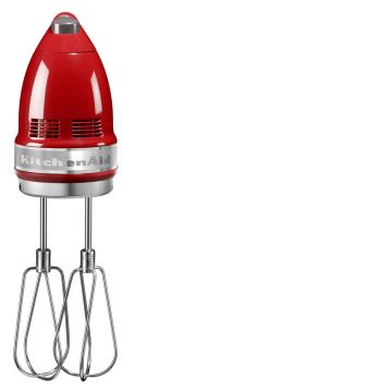 9 SPEED HAND MIXER KITCHENAID EMPIRE RED