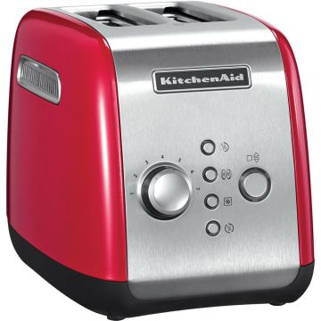 2 SLOT TOASTER EMPIRE RED KITCHENAID