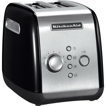 2 SLOT TOASTER ONYX BLACK