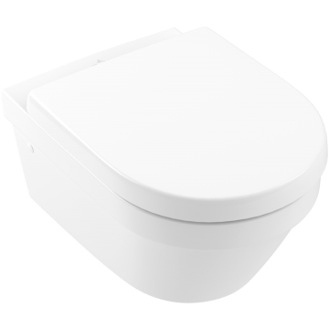 Villeroy & Boch - Architectura Combi-Pack wall-mounted, with DirectFlush, White Alpin