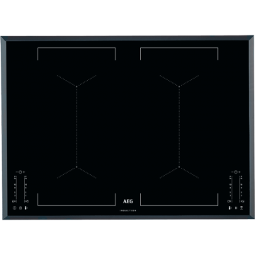 AEG MULTIPLEBRIDGE - INDUCTION HOB 68 CM IKE74451FB