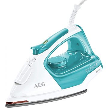 AEG STEAM IRON 2400W WHITE BLUE DB5230
