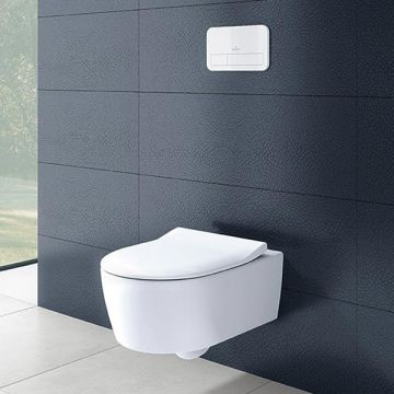 Villeroy & Boch  - Soul, Combi-Pack Wall Mounted with Soft Close seat
