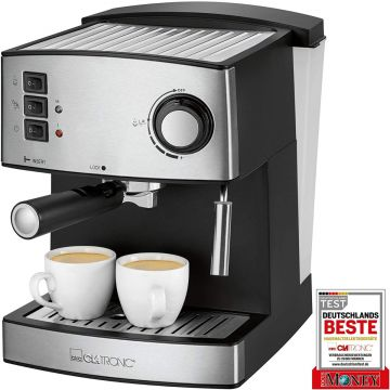 Clatronic ES 3643 Steam Pressure 15 BAR ESPRESSO MAKER