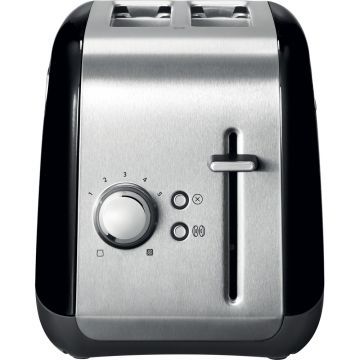 TOASTER KITCHENAID BLACK 5KMT2115BOB