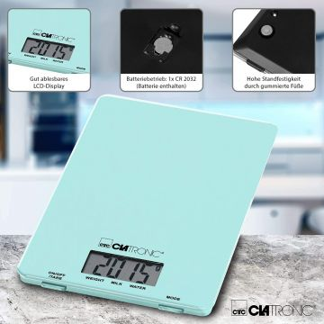 KITCHEN SCALE CLATRONIC KW3626