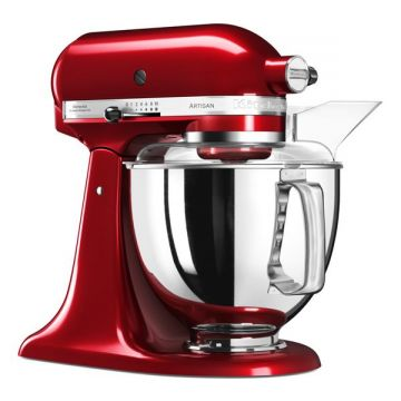 KITCHENAID ARTISAN MIXER 4.8L CANDY APPLE