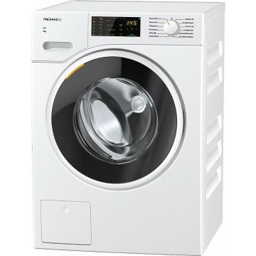 MIELE WWD120 WCS 8kg W1 Front-loading washing machine with honeycomb drum & pre-ironing