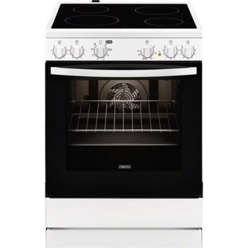 ZANUSSI COOKER ZCV65050WA ELECTRIC CERAMIC