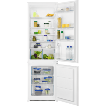 ZNLN18FS1 INTEGRATED FRIDGE FREEZER ZANUSSI